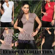 Short Sleeve Regular Tops & Blouses for Women