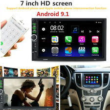 7inch 2 Din Android 9.1 Car Stereo Radio FM/MP5 Multimedia Player Touch Screen