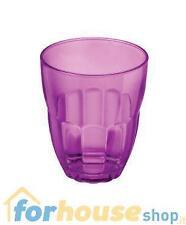 Bicchieri ercole 3 pezzi 23cl fucsia bormioli