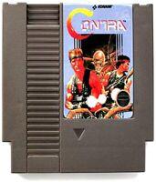 🎇 Contra 🎇 Nintendo NES 🎇 72 pins 8 bit USA NTSC / PAL Cartridge