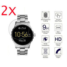2PCS For Fossil Q Marshal Smartwatch Tempered Glass Screen Protector Hardness