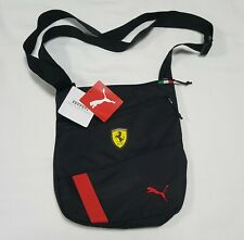 PUMA Men's Ferrari Fanwear Portable Shoulder Bag Puma Black