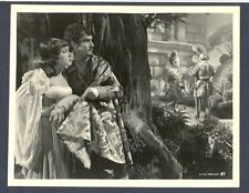 FAY WRAY IN 16TH CENTURY COSTUME - NEAR MINT 1934 PHOTO - STAR OF KING KONG