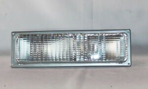 Turn Signal And Parking Light Assy TYC 12-1411-01