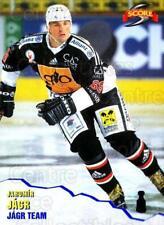 1999-00 Czech Score Blue Jagr Team #1 Jaromir Jagr