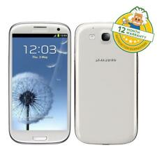 Samsung Galaxy S3 White (Unlocked) GT-i9300 16GB Android Smartphone - GRADE A