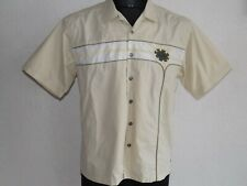 Quiksilver boys short sleeve cotton grey shirt size 14 years