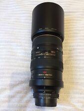 Nikon 80-400mm F/4.5-5.6 D AF VR NIKKOR ED Zoom Lens
