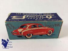 Voitures, camions et fourgons miniatures moulé sous pression pour Simca 1:43