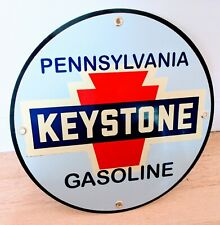 Keystone Gas Oil gasoline sign . free ship on any 8 signs