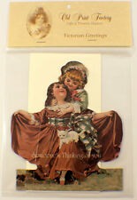 Victorian Turn Of The Century  Someone'S Thinking Of You Greeting Card  #Grc086