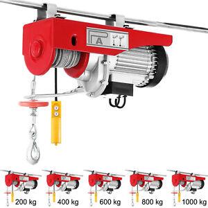 100~1000kg Electric Lifting Winch Hoist Scaffold Mounted for Workshop Garage
