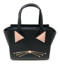 Kate Spade Jazz Things Up Cat Mini Hayden Satchel Crossbody Bag WKRU4657