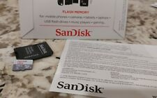 SanDisk 128 Class10 Micro SD Micro SDXC Card 48MB/s ULTRA GRAY