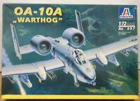 OA-10A Warthog 1:72 No 097 Italeri Plastic Model Kit 022521DBT