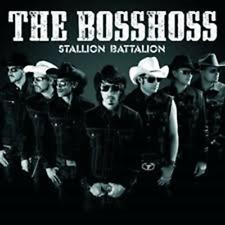 CD + DVD The Bosshoss - Stallion Battalion - Live