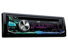 JVC KD R 971 BTE 1 DIN Autoradio Bluetooth USB Multicolor AUX Android B-Ware #