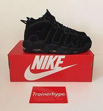 Nike Air More Uptempo Incognito UK12 / US13 Triple Black