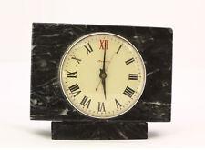 Vintage USSR Soviet MOLNIJA WATCH Clock Table