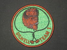 Wood Badge Gilwell Team 1 Buffalo Patch