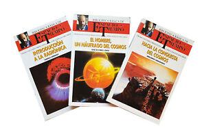 Espacio -Tiempo Biblioteca basica Lote de 3 Libros