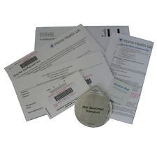 Postal Hair Drug Test Kit For Cocaine, Cannabis & More - Up To 90 Day History!!