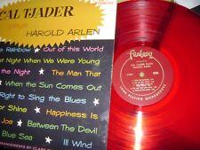 CAL TJADER Plays Harold Arlen FANTASY 3330 LP red wax VINYL N/MINT