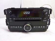 07 08 09 Suzuki Grand Vitara XL7 Radio Cd Player & Aux Port 25854785 VN748