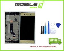 Vitre Tactile + Ecran LCD + Chassis Sony XA1 ULTRA Et G3221 G3226 Gold + Outils