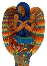 The Earth Angel 2 Limited Edition 300 Ethnic Artwork by Charles Bibbs