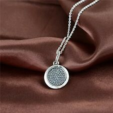 Perfect Gift Genuine Pandora S925 Ale Signature Necklace-390375CZ-70cm