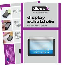 2x 18.4 Zoll Wide 409 x 231 mm Film de protection d'écran protecteur clair dipos