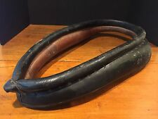 Antique Leather Draft Horse Horse Collar