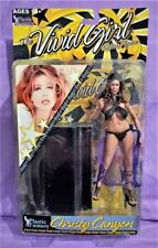 The Vivid Girl CHRISTY CANYON Variant Action Figure (Plastic Fantasy, 2003)!