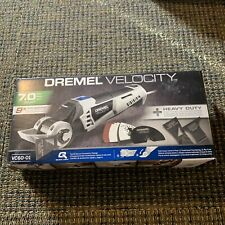 New, Dremel Velocity Corded 7-Amp Variable Speed Oscillating Multi-Tool Kit