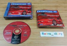 SEGA Dreamcast F355 Challenge Passione Rossa PAL