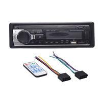 1Din Car In-dash Stereo Player Bluetooth SD USB MP3 FM Radio Receiver Audio AUX