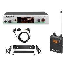 Sennheiser EW 300 IEM G3 G Wireless In Ear Monitoring System