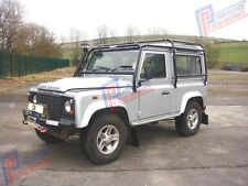 LAND ROVER Defender 90 Full External ROLL CAGE bolt on powder coated cage Protec