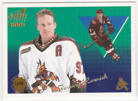 00-01 Pacific Aurora Jeremy Roenick /50 PREMIERE DATE Parallel Coyotes 2001