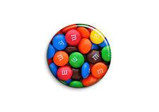 Nourriture - M&M's 1 - Badge 25mm Button Pin