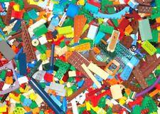 LEGO 1 KG Kilo Sonderfarben bunt gemischt Kiloware Konvolut City Ninjago tan