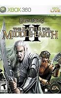 The Lord of the Rings: The Battle for Middle-Earth II Xbox 360 Game 2
