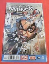 AMAZING SPIDER-MAN #003 - Marvel NOW! - 2nd print.. (2014)