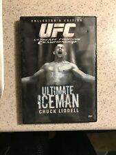 Ufc Dvd Ultimate IceMan Fights Collection