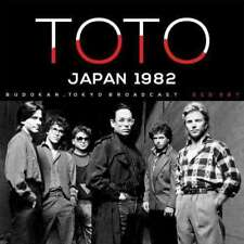 Toto - Japan 1982 NEW 2 x CD