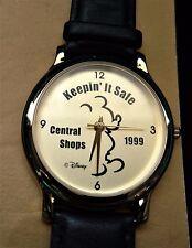 Walt Disney World Central Shops Wrist Watch 1999 - Cast Member Issued -VINTAGE