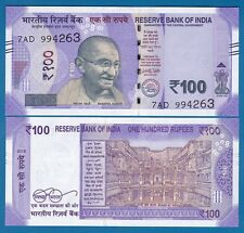 India 100 Rupees P New 2018 UNC Low Shipping! Combine FREE!