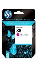 ORIGINALE E SIGILLATO HP88 / c9387a Magenta cartuccia di inchiostro-rapidamente contabilizzate