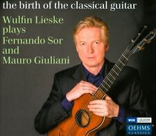Fernando Sor - Mauro Giuliani The Birth of the Classical Guitar, New Music